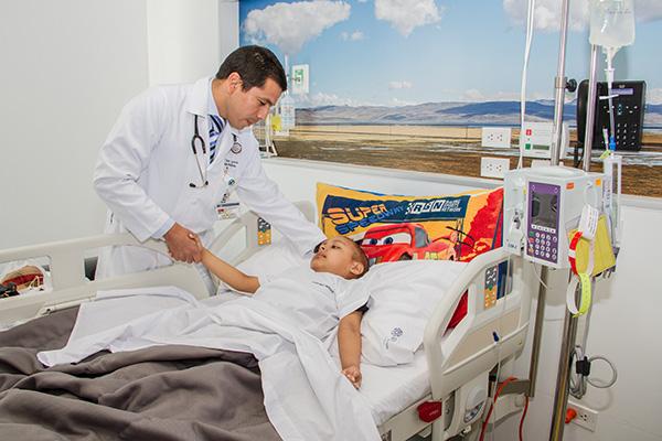 Pediatría Oncológica